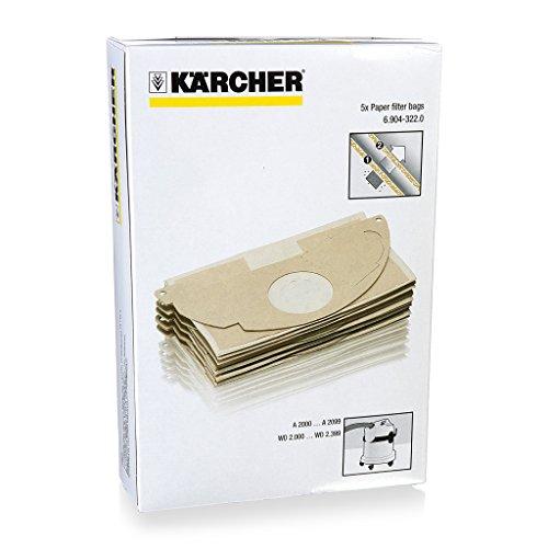 Kärcher 6.904-322.0 Accesorio para aspiradores seco-húmedo, Marron