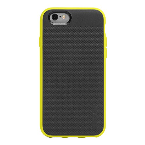 Incase Icon Custodia per iPhone 6 Plus/6S Plus, Grigio/Luminoso