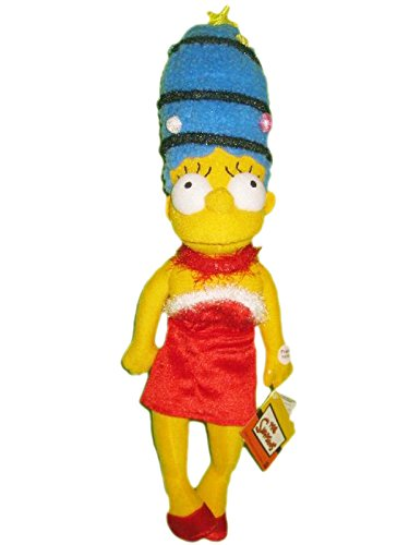 The Simpsons Peluche Marge Simpson Natalizia 48 cm. *07348
