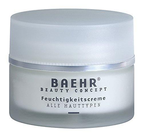 Baehr Beauty Concept Feuchtigkeitscreme für alle Hauttypen, 1er Pack (1 x 50 ml)