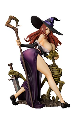 Orchid Seed Dragon's Crown Sorceress 1/7 Scale Figura