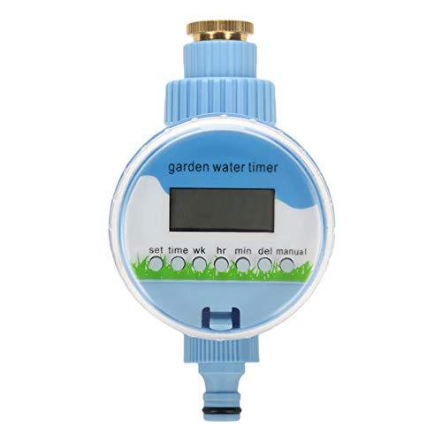 LIPENLI. Regen-Sensor LCD Automatische Bewässerung Timer elektronische Garten-Bewässerungssteuerung