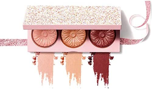 Clinique Limited Edition Holiday Warm Up Cheek Pop Palette Set 0 36 oz 10 5 g Blush Pop Sorbet product image