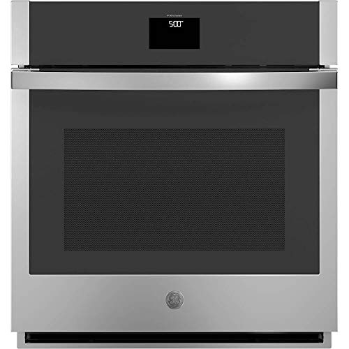 GE JKS5000SNSS 27 Inch Electric Single Wall Oven in Stainless