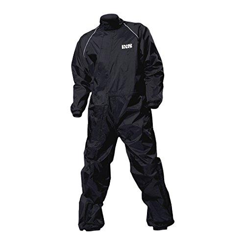 IXS Orca Evo Rain Suit (Black, Small)