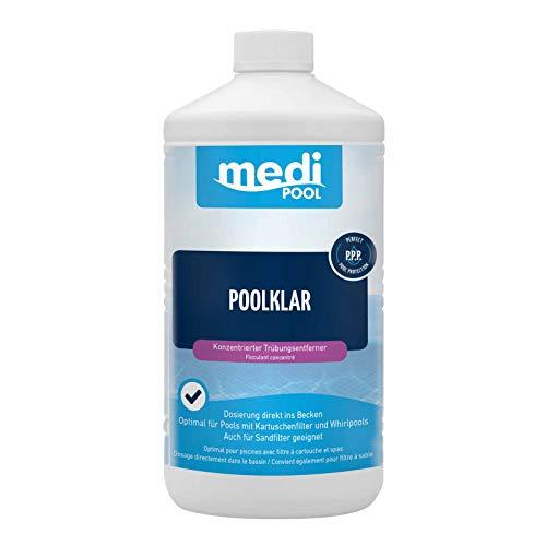 Medipool Schwimmbadpflege PoolKlar, 1 Liter