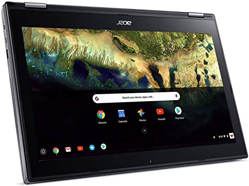 Acer Chromebook Spin 15 Convertible Laptop, Intel Pentium N4200, 15.6