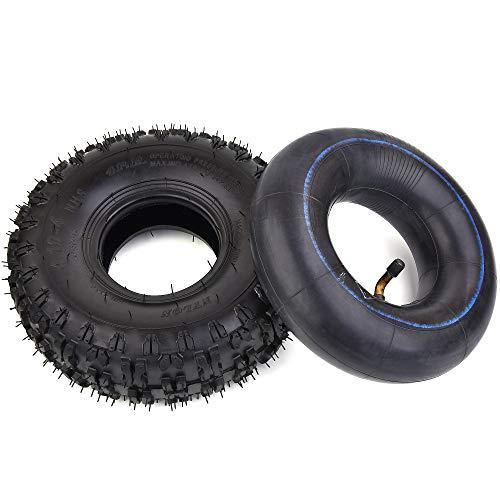 4.10-4 410-4 4.10/3,50-4 Reifen Reifen + Schlauch für Garten rototiller Schneefräse Go Cart Kid ATV