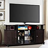 HomeTown Lynton Engineered Wood TV Unit in Brown Colour