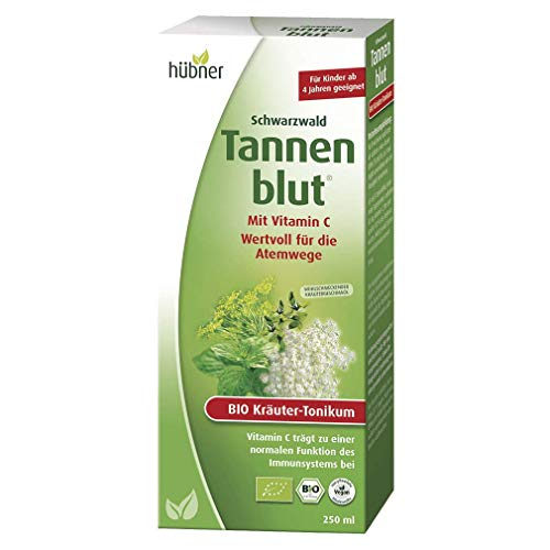 Hübner Tannenblut BIO Kräuter-Tonikum (250ml)