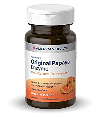 American Health Original Papaya Enzymes