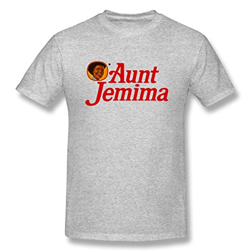 LSL Shirts Aunt Jemima - White Shirt - Ships Fast!!