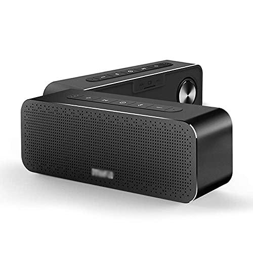 N/A Altavoz Bluetooth Metal Portátil Super Bass Altavoz Inalámbrico Bluetooth Digital Sound Soundspeaker Michree Mic TWS mei