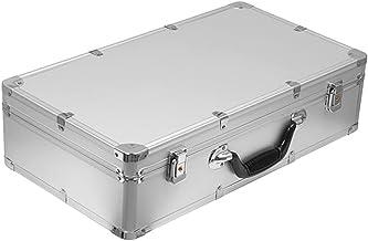 51x28x13.5cm Aluminium gereedschapskoffer Buitendoos Draagbare veiligheidsuitrusting Instrumentkoffer Koffer Veiligheidsui...