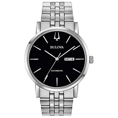 Relógio Masculino Bulova, Tom de prata