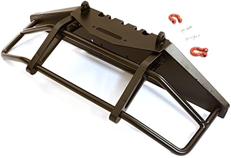 Integy RC Model Hop-ups C27224 Realistic Front Bumper for 1 10 Scale D90 & D110 Gen-2 Crawler