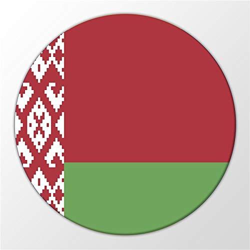 Kühlschrank Magnet Belarus Weißrussland Flagge Europa Magnettafel Whiteboard