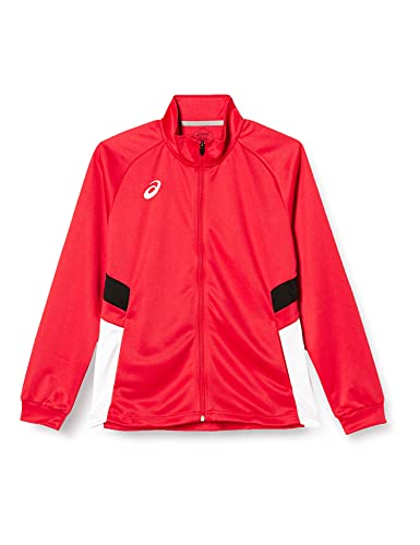 [アシックス] トレーニングウエア トレーニングジャケット(切替) 2031A648 [メンズ] クラシックレッド 日本 3XL (日本サイズ4L相当)