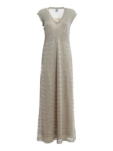 M Missoni Luxury Fashion Donna 2DG003112K004ML701Y Grigio Viscosa Vestito | Primavera-Estate 20