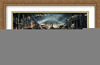 Stalingrad 40x26 Double Matted Large Large Gold Ornate Framed Movie Poster Art Print