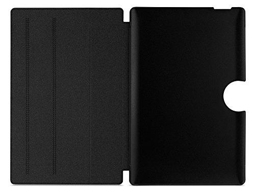 Acer Tablet Tasche / Protective Sleeve (geeignet für das Acer Iconia One 10 (B3-A40), universelle Schutzhülle, PU-Leder) schwarz