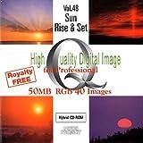 High Quality Digital Image for Professional Vol.48 Sun Rise & Set