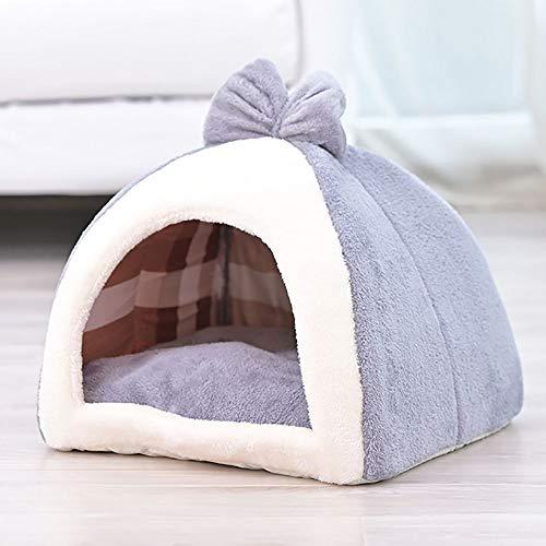 Kattennest vier seizoenen universeel hondenhok warm huisdier nest in de winter