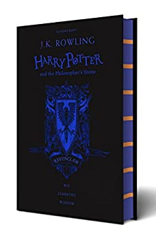 Harry Potter and the Philosopher s Stone  Ravenclaw Edition  Black and Blue