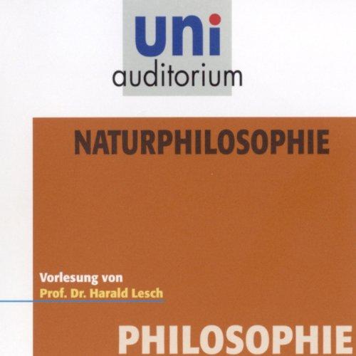 Naturphilosophie Titelbild