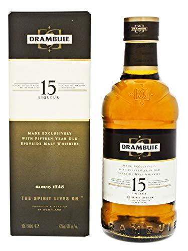 Drambuie 15 years Whisky Liqueur (1 x 0.5 l)