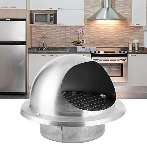 Rejilla de ventilación para ventilación de aire Rejilla de ventilación de acero inoxidable 304 para aberturas de campana extractora
