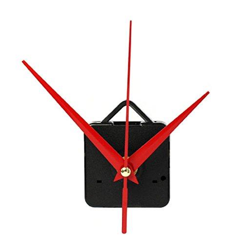 Ularma Movimiento de cuarzo reloj con gancho piezas de BRICOLAJE reparación + manos (B)