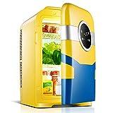 Mini 22L Nevera Mini refrigerador del Coche Mini u0026 de calefacción for el hogar y de Coches Congelador de alimentación de CC Mini kshu