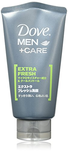 DOVE Men+Care Extra Fresh Face Wash 120g (japan import)