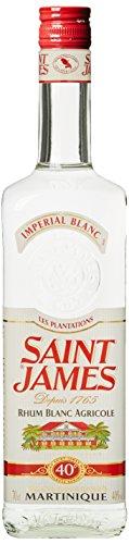 Saint James Imperial Blanc Rhum Martinique, 1er Pack (1 x 700 ml)
