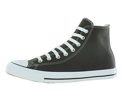 Converse Chuck Taylor Leather High Top Sneaker Pineneedle Green 8 M US Men / 10 M US Women