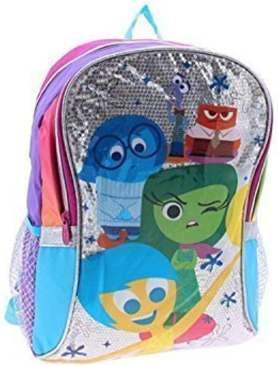 Inside Out Sparkle Backpack by GDC