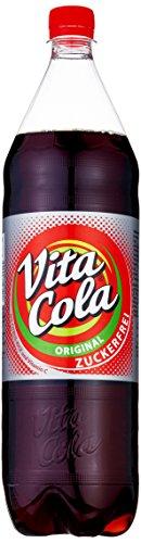 Vita Erfrischungsgetränk Süßungsmitteln, 6er Pack, EINWEG (6 x 1.5 l)