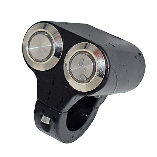 """7/8"""" Motorcycle Handelbar Control Switches ON Off Switch with Blue Led Light"""