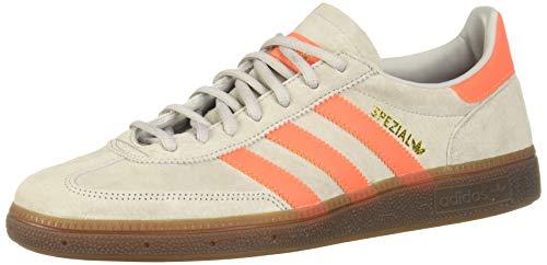 adidas Handball Spezial, Zapatillas para Hombre, Gris (Grey Two F17/Hi/Res Coral/Gold Met 10013971), 42 EU