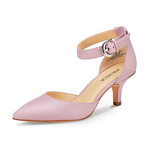 JENN ARDOR Women's Kitten Heel...