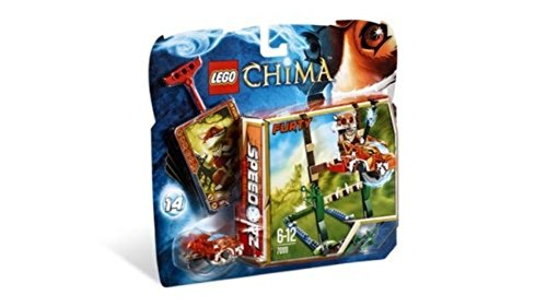 LEGO Legends of Chima 70111 - Sumpfhochsprung