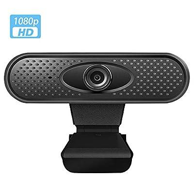Yidarton 1080P HD Webcam with Microphones,Webca...
