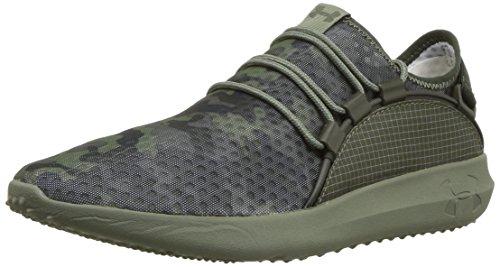 Under Armour Herren RailFit Sportstyle Schuhe Farbe: Grün/Grau/Camo (100); Größe: EUR 41