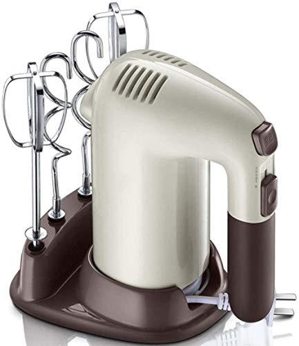 Speed Handmixer, Handmixer Elektrische garde Staafmixer 5 snelheidsinstellingen met handheld keukenmixer Inclusief opbergstandaard