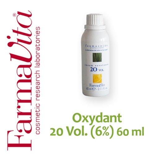 Oxydant 20 Vol. (6%) FarmaVita - 60 ml