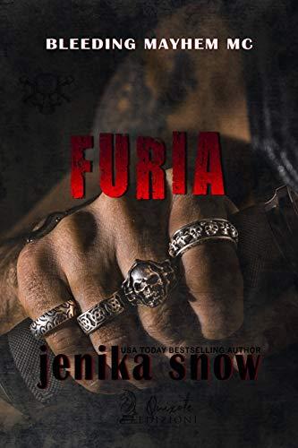 Furia (Bleeding Mayhem MC Vol. 3) di Jenika  Snow Bruna Martinelli