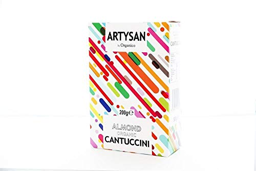 Organico   Artysan Organic Almond Cantuccini 200g   5 x 200g (DE)
