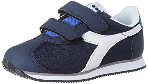 Diadora Vega PS, Zapatillas de Deporte Unisex Niños, Azul (Blue Corsair 60063), 35 EU