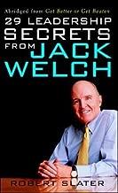Best 29 leadership secrets from jack welch Reviews